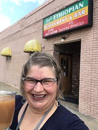 2019, Lucy's Ethiopian, Ethiopian Tea, Cleveland OH