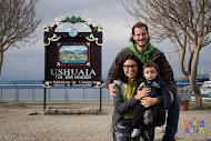 Ultimas Noticias viajeras: Estamos en Ushuaia, Tierra del Fuego! En el Fin del Mundo!