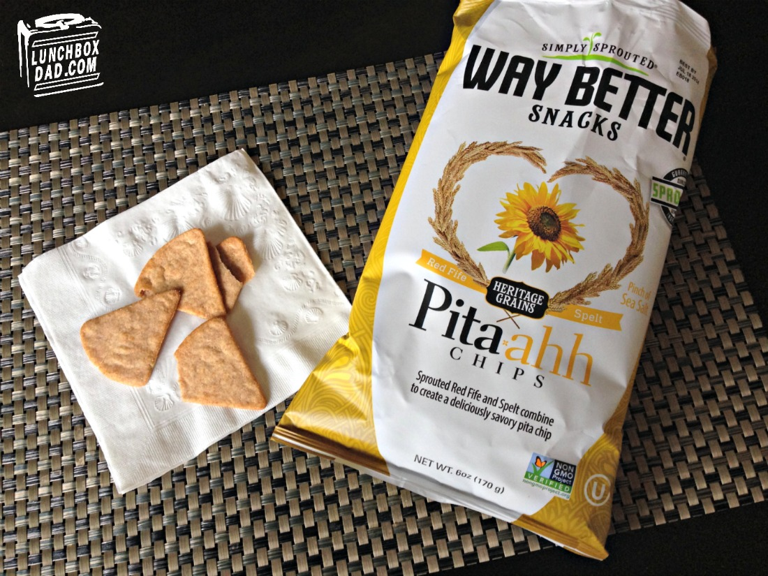 Way Better Pita Chips review