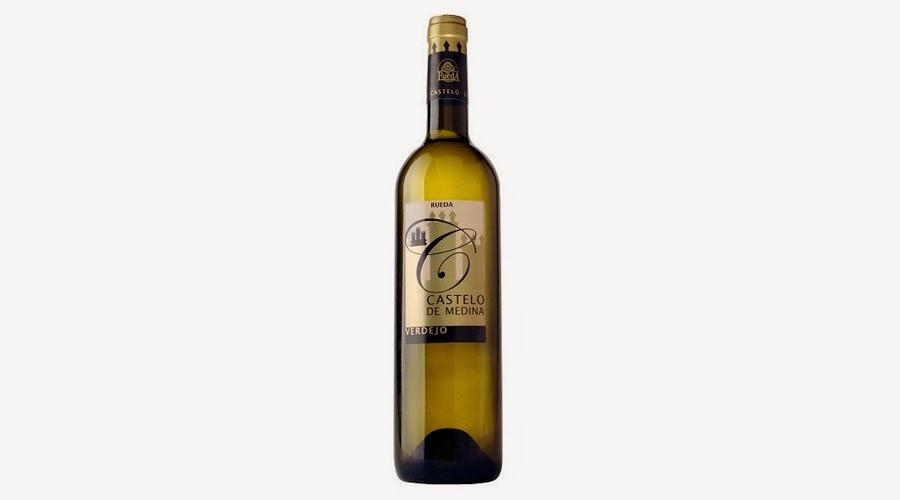 comprar vino blanco castelo de medina verdejo 2013