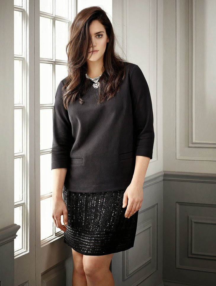 Violeta by Mango November 2014 Lookbook