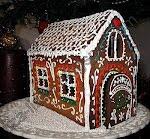 Пряничный домик от Лизы Арье