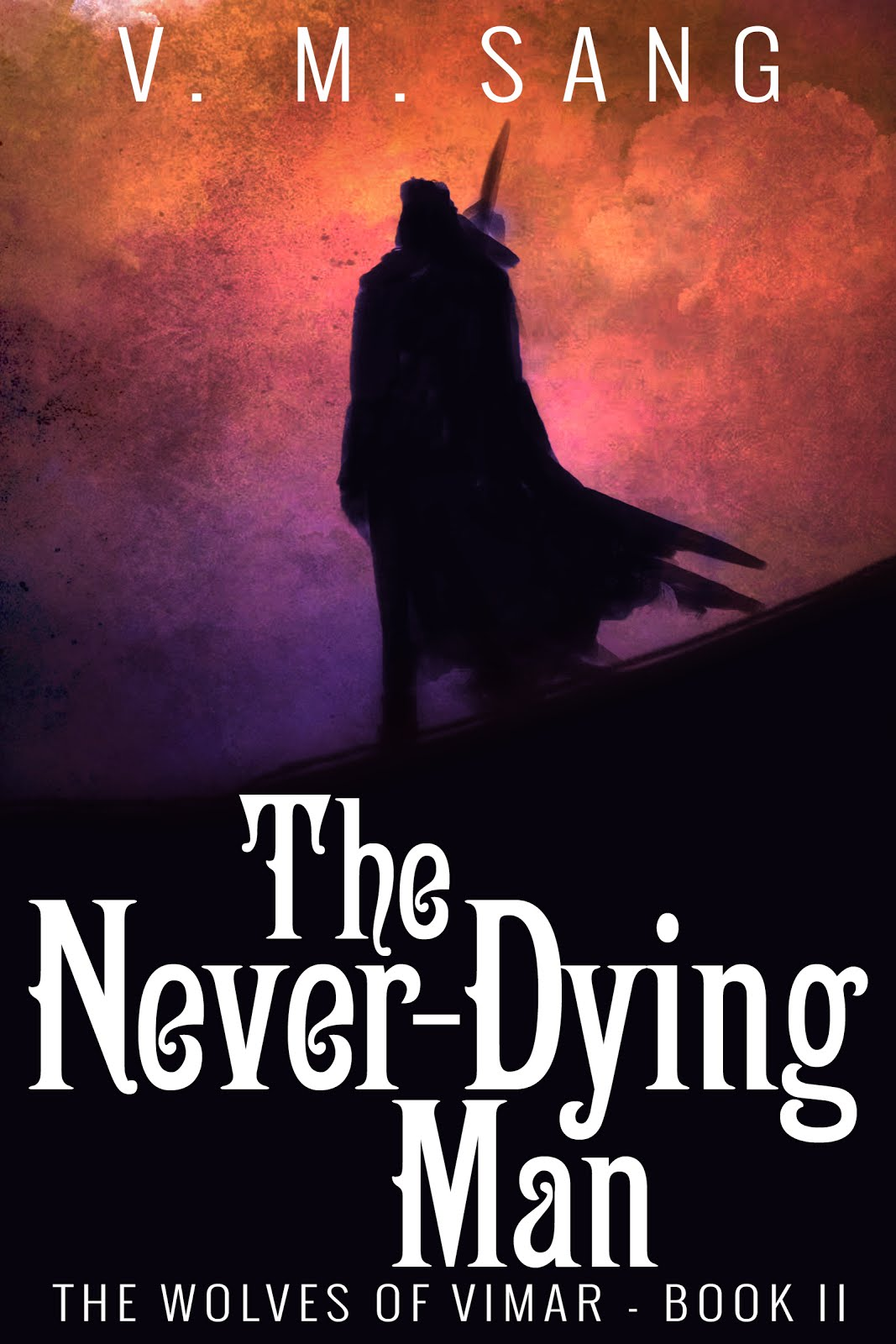 The Never-Dying Man