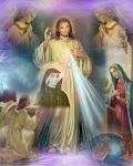 Jesus, eu confio em vós!!