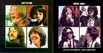 UV Who Am I Beatles album covers