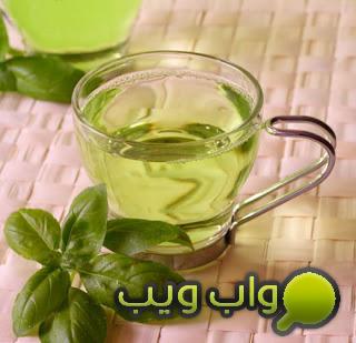 صور جمالك بالاعشاب -الشاى الاخضر
