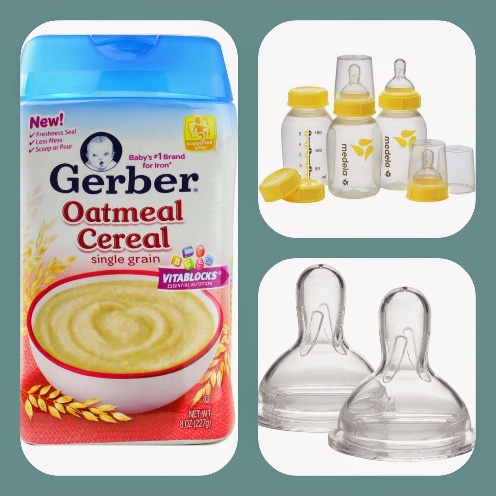 Oheme its nikkie the great controversy rice cereal pros and cons of using rice or oatmeal cereal in bottles ccuart Images