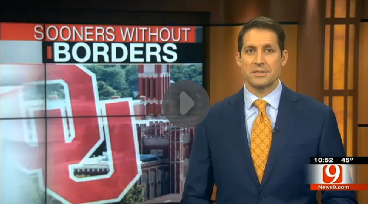 http://www.news9.com/story/27463661/sooners-without-borders-heading-to-el-salvador