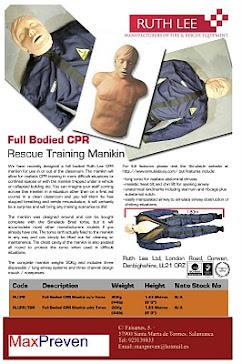 Dummy CPR