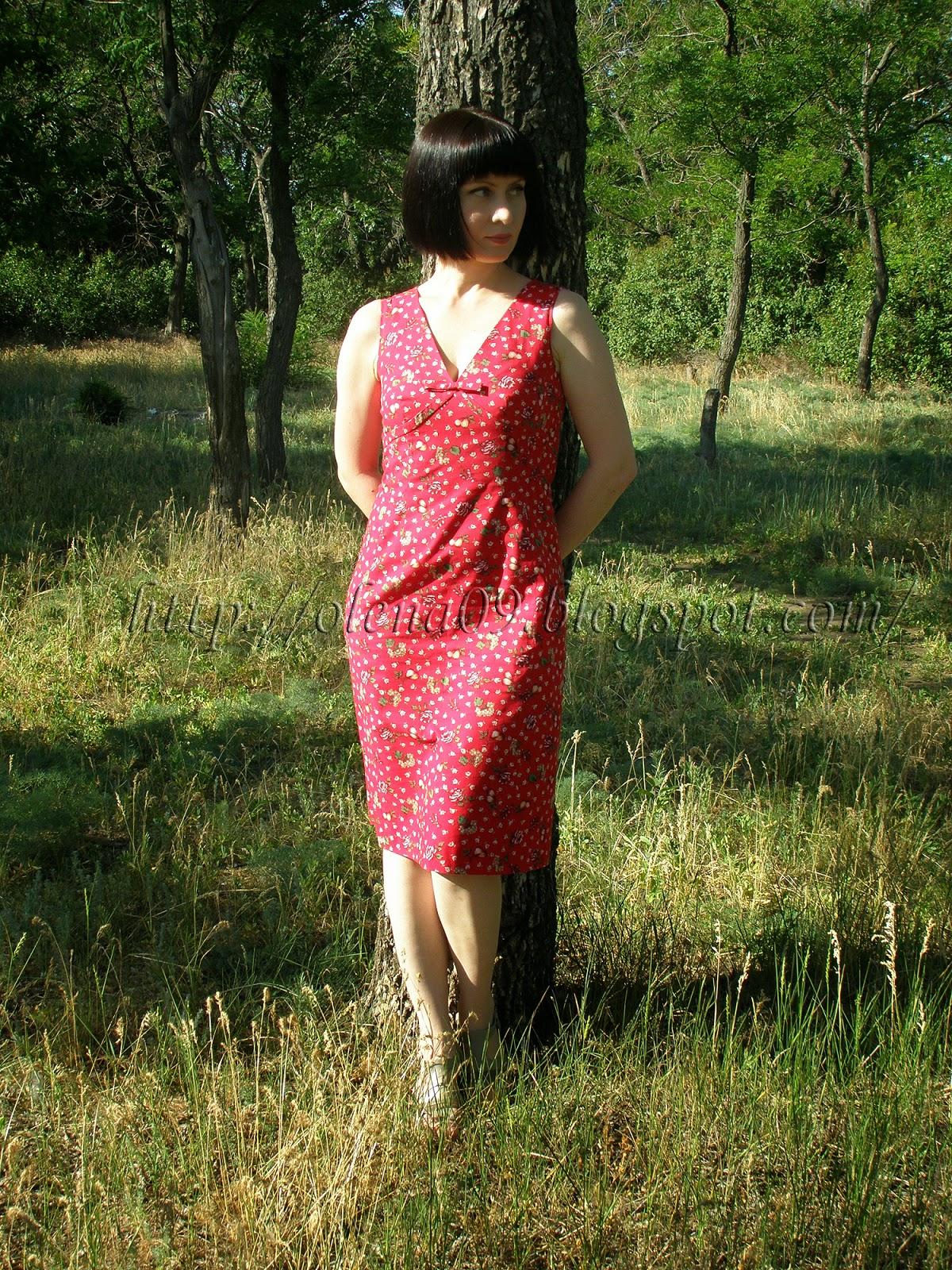 Платье 12 размер на мой рост