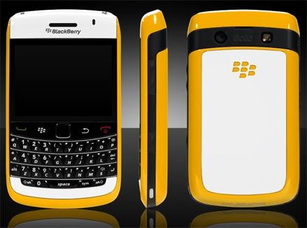 Blackberry Bold 9700 GUI PSD