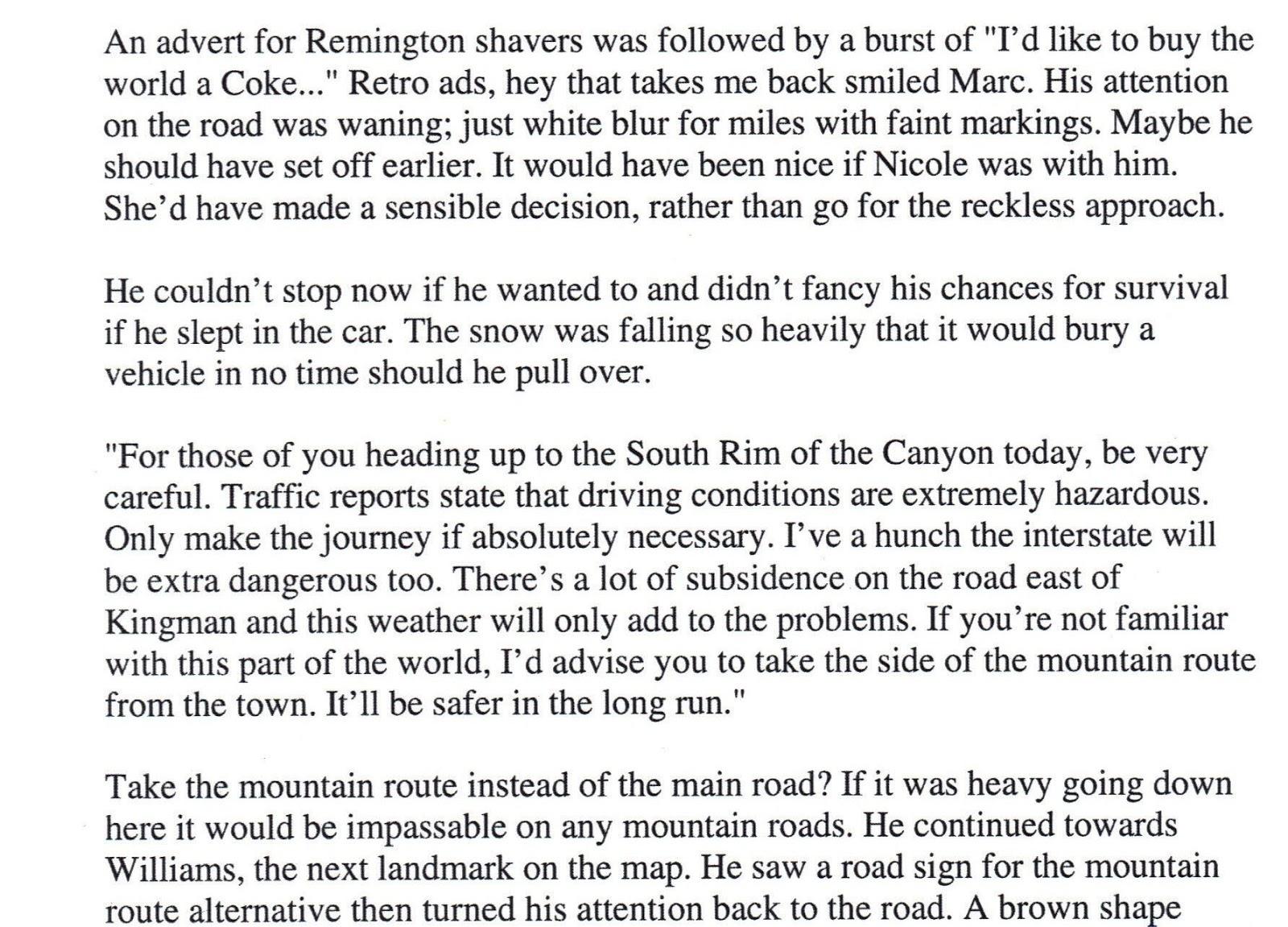 saddlebacking stories