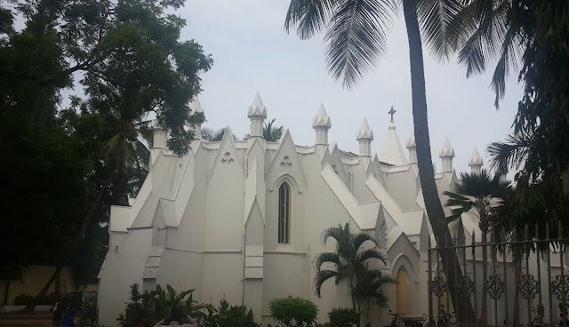 Churches to visit in Chennai