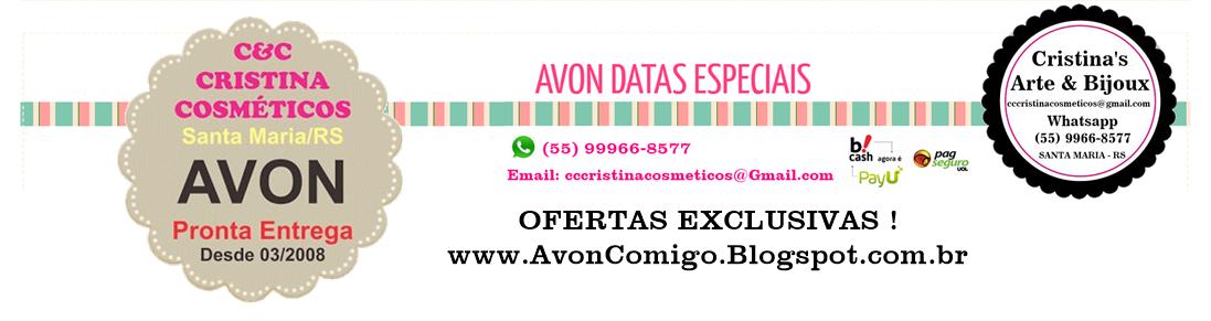 AVON DATAS ESPECIAIS