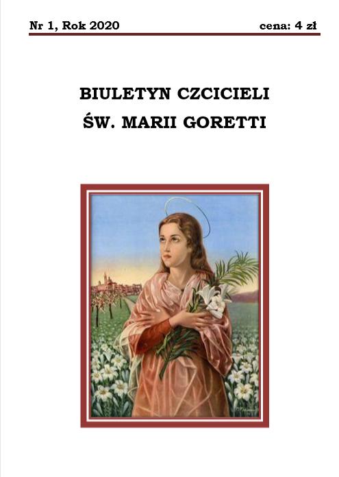 Biuletyn Czcicieli św. Marii Goretti