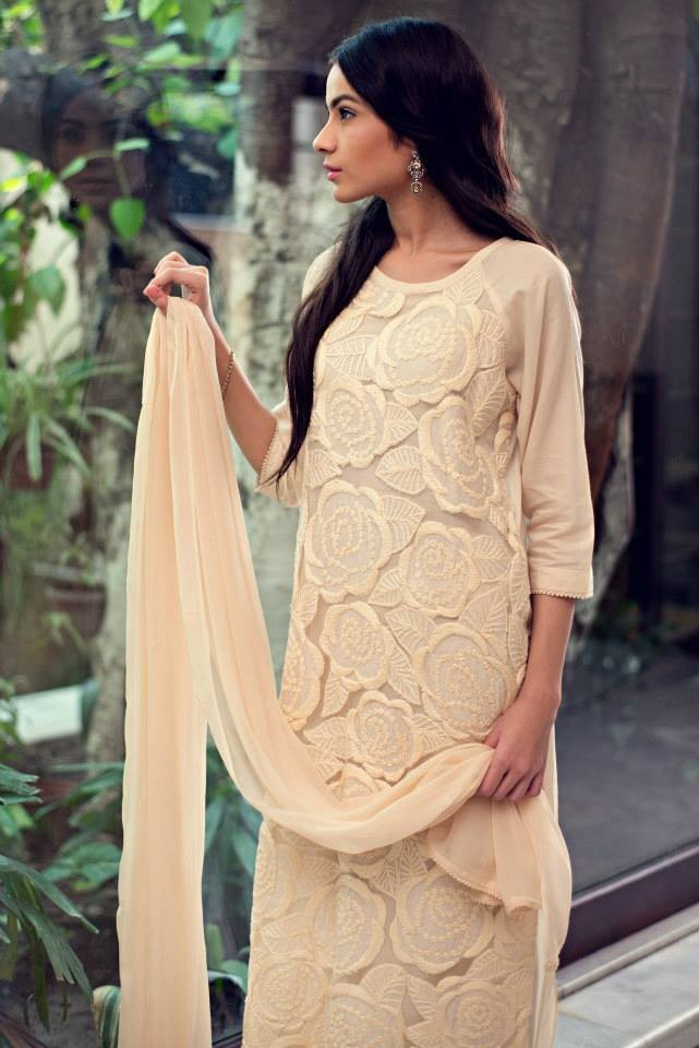 Fashion style Dresses eid Generation trousers collection for woman