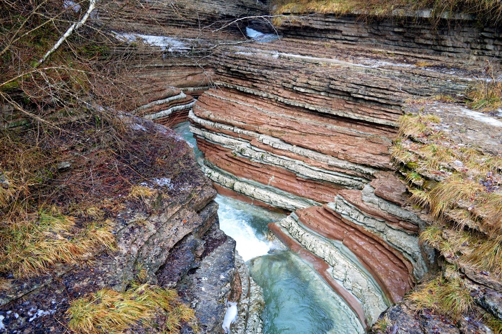 brent de l'Art canyon valbelluna trichiana
