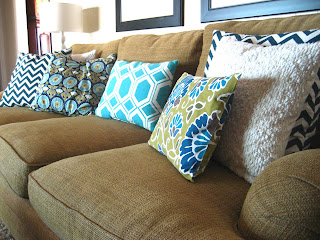 Jcpenney Floor Pillows : Southern Fried Living: New Throw Pillows