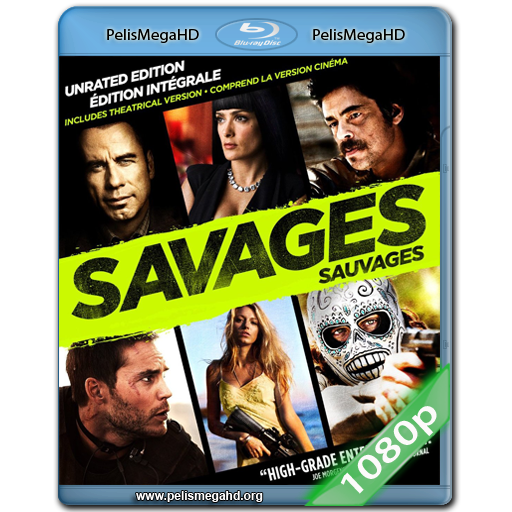SALVAJES (2012) FULL 1080P HD MKV ESPAÑOL LATINO