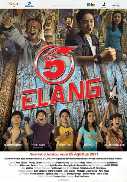 Cerita Film LIMA ELANG - Film Terbaru Indonesia