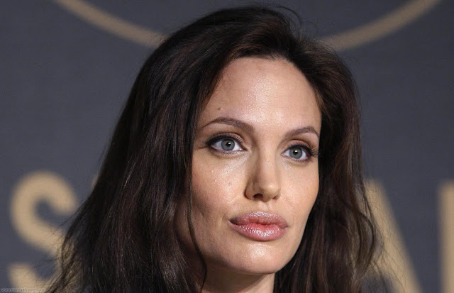 Angelina Jolie 2012 Photo Shoot Wallpapers