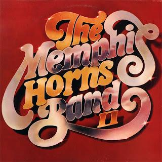THE MEMPHIS HORNS BAND - MEMPHIS HORNS BAND II (1978)