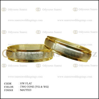 Jay Emmy Wedding Rings by Suarez Wedding Rings
