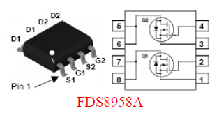 MOSFETS de Inverter TV LCD