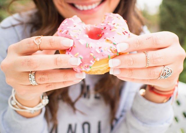 Perfectly Paired Stacking rings and a serious sweet tooth