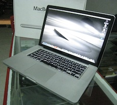 jual macbook pro core i5 2nd