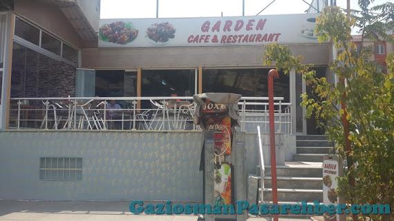 Garden Cafe Nargile & Dürümcü