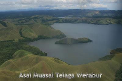 Asal Muasal Telaga Werabur Cerita Rakyat Papua