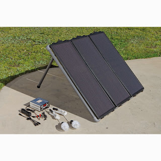 Save 20% on Harbor Freight Solar Panels with Coupon Code