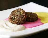 Falafel de Lentilhas (vegana)