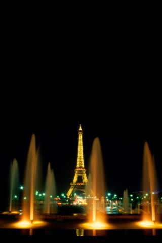 Eiffel Tower Ipod Wallpaper