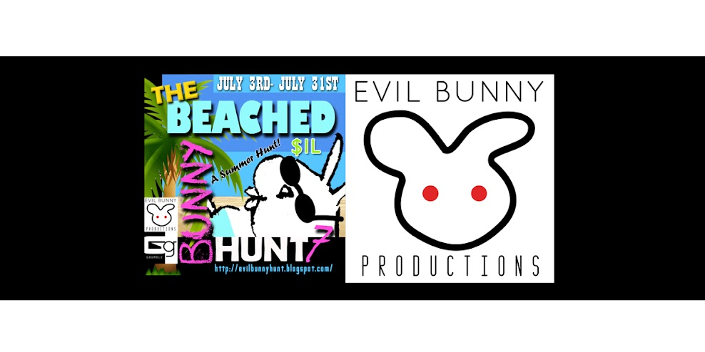The Beached Bunny Hunt 7