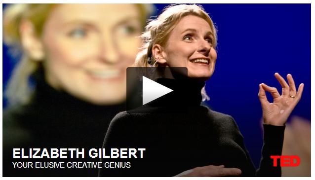your elusive creative genius