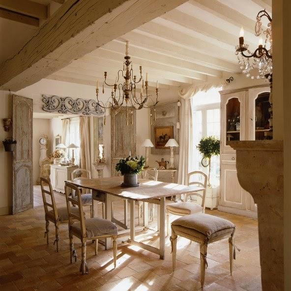 Baños Estilo Frances:UNA CASA DE ESTILO PROVENZAL FRANCES [] FRENCH PROVENCAL STYLE HOUSE