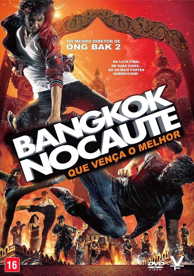Bangkok Nocaute DVDRip XviD Dual Audio Dublado – Torrent