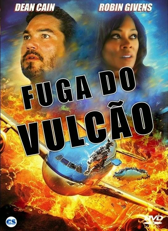 Fuga do Vulcão – Dublado (2014)