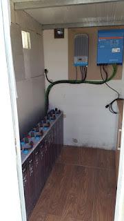 inversor inverter cargador charger regulador mppt epsolar victron energy multiplus 24V 5000VA 60A 120A 100A TAB JINKO SOLAR 255Wp BAINWATT OPZS