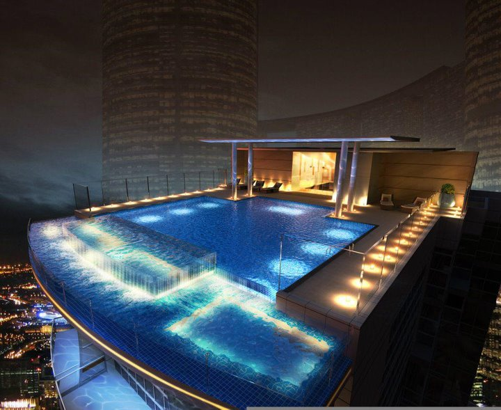 Luxury Life Design Most Beautiful Pools Around The World