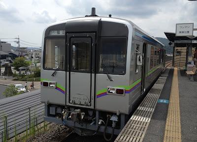 井原鉄道 福山行き