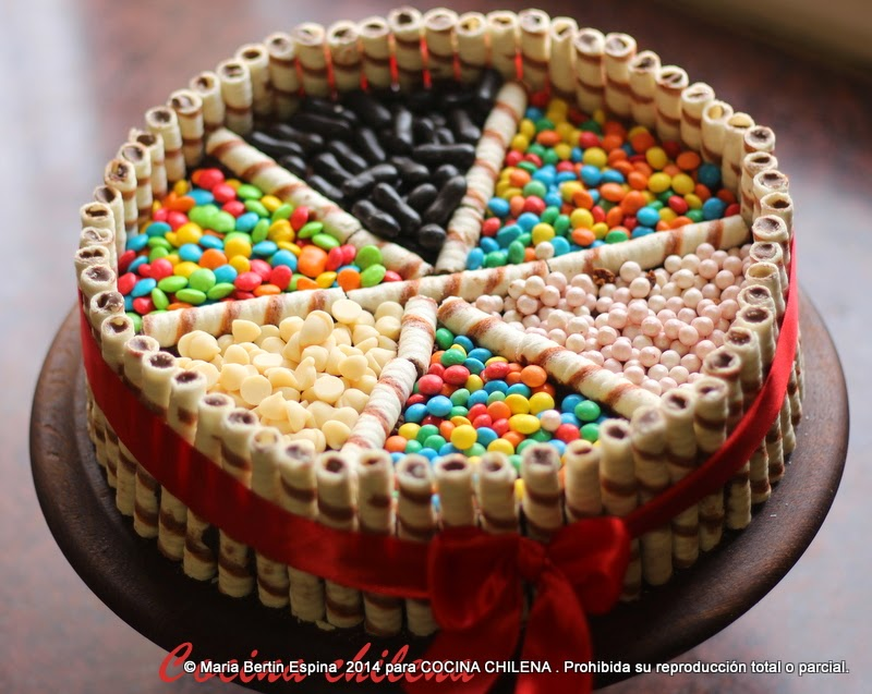 torta para ni os cocina chilena
