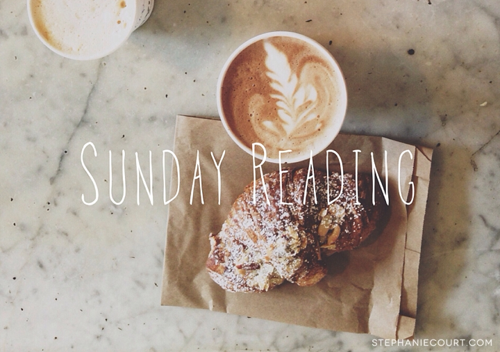 sunday reading link love on twentieth street