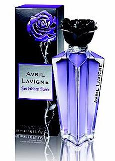 Avril Lavigne Forbidden Rose Eau de Parfum