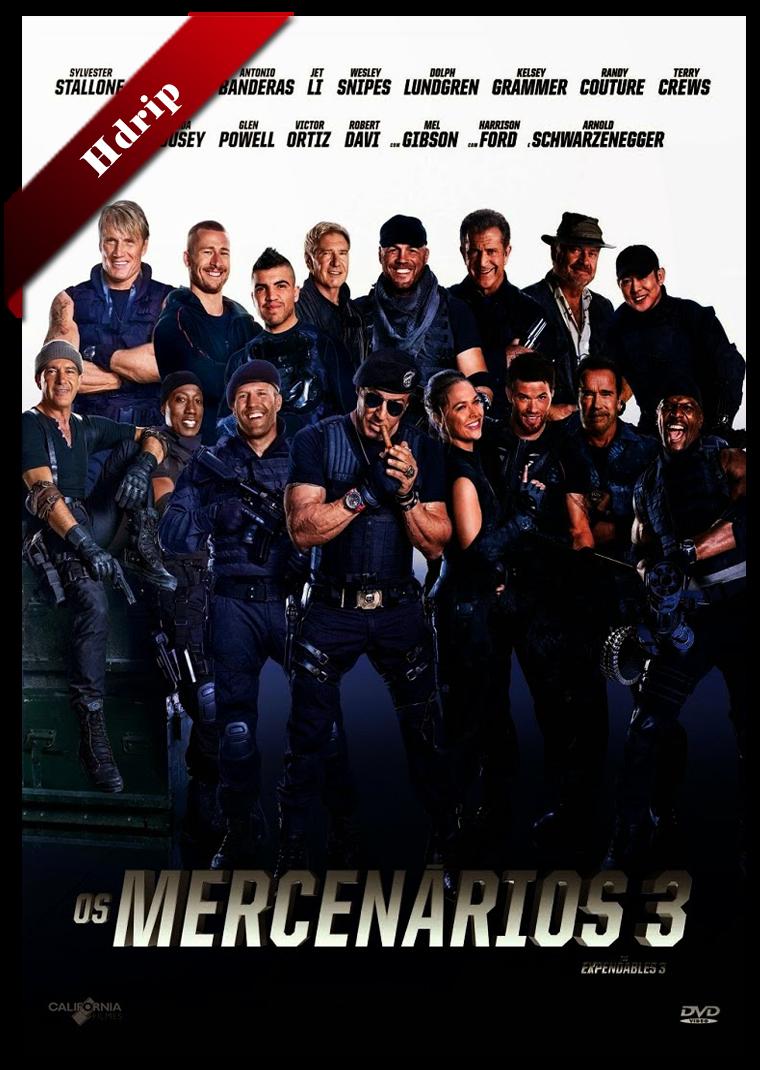 Los Mercenarios 3 HD