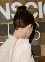 Elettra Wiedemann Hairstyle