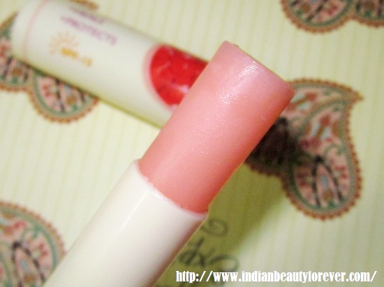 Lotus Herbals Lip Therapy Velvety Rose