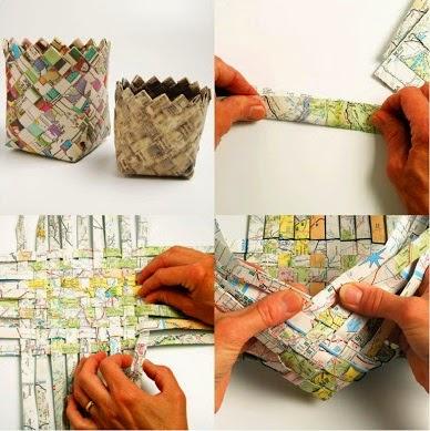 Ideas para Reciclar Papel, Soluciones Ecoresponsables